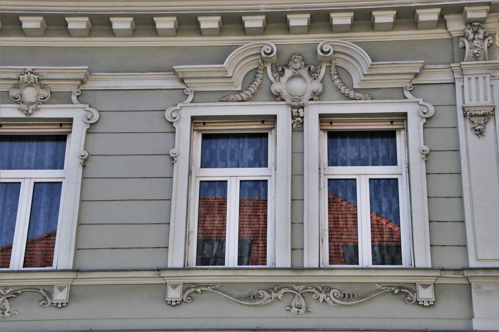 glass, bratyslawa, wall