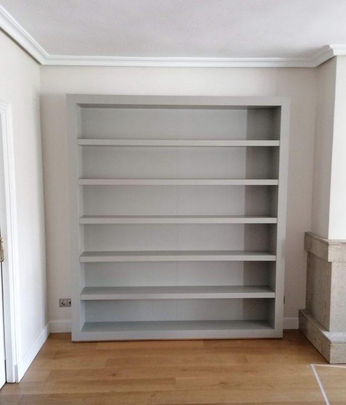 Pintar puertas y muebles